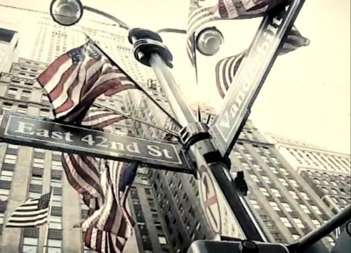 how I see it: New York City in Slow Motion (video)